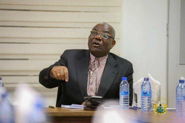 Nana Addo Sacks Energy Minister