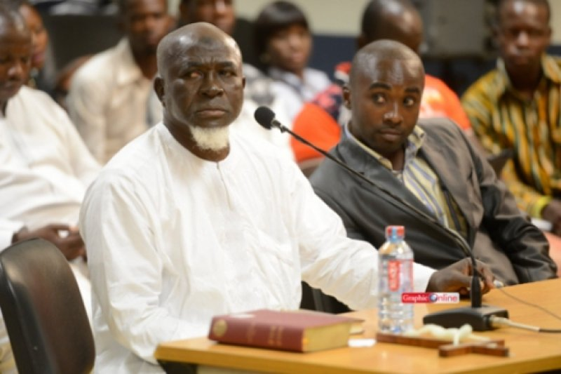 Outspoken Alhaji Grunsah insists he's ready to assist government reform GFA
