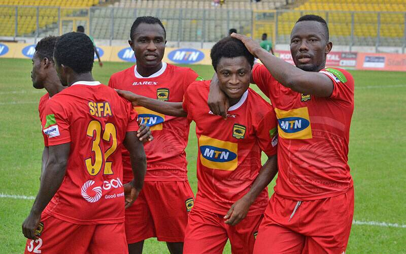 Asante Kotoko coach Paa Kwesi Fabin delighted with team's display against Simba SC