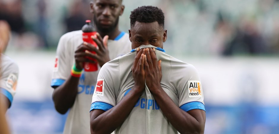 Baba Rahman marks low rating in Schalke 04 defeat against VfL Wolfsburg in league opener