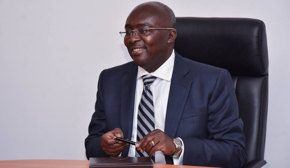 Mining Sector to go through a New Fiscal Regime - Bawumia
