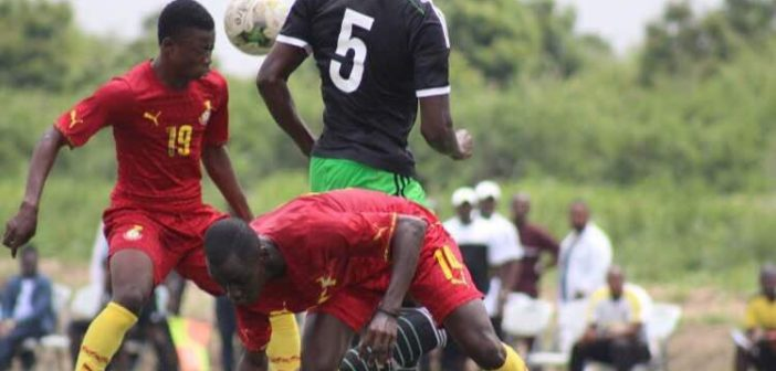 Black Starlets coach Karim Zito names 20-man squad for U-17 AFCON zonal qualifiers