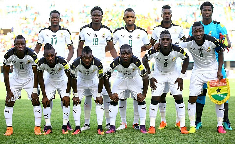 Black Stars move up two places in FIFA rankings as new formula takes effect