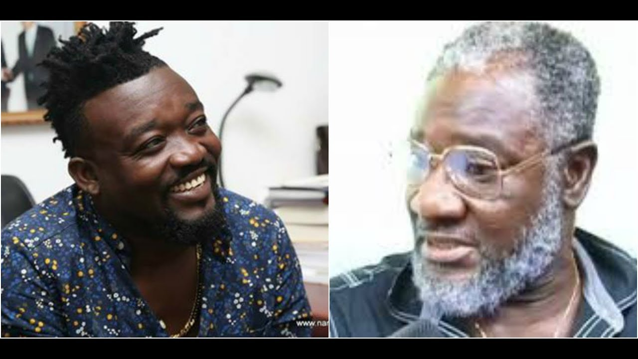 It's not true that Bullet gave me 10% of the cloth deal – Ebony's father