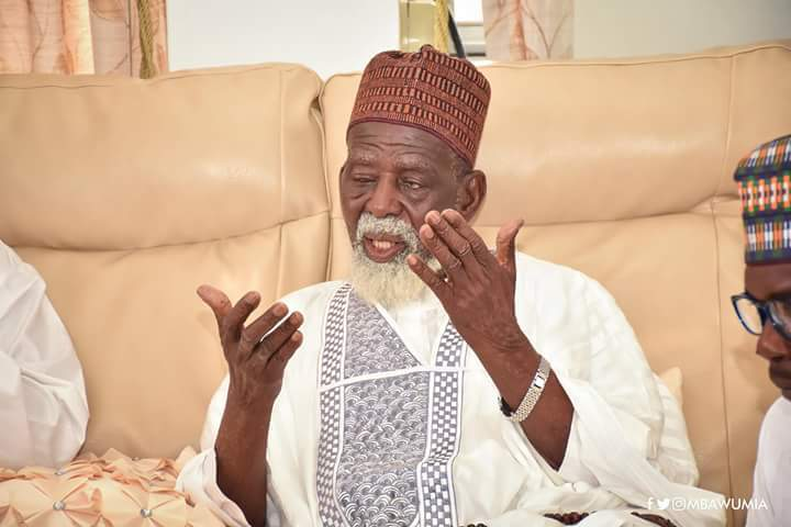AUDIO: Chief Imam wanted to stop Anas' exposé - Lamptey discloses