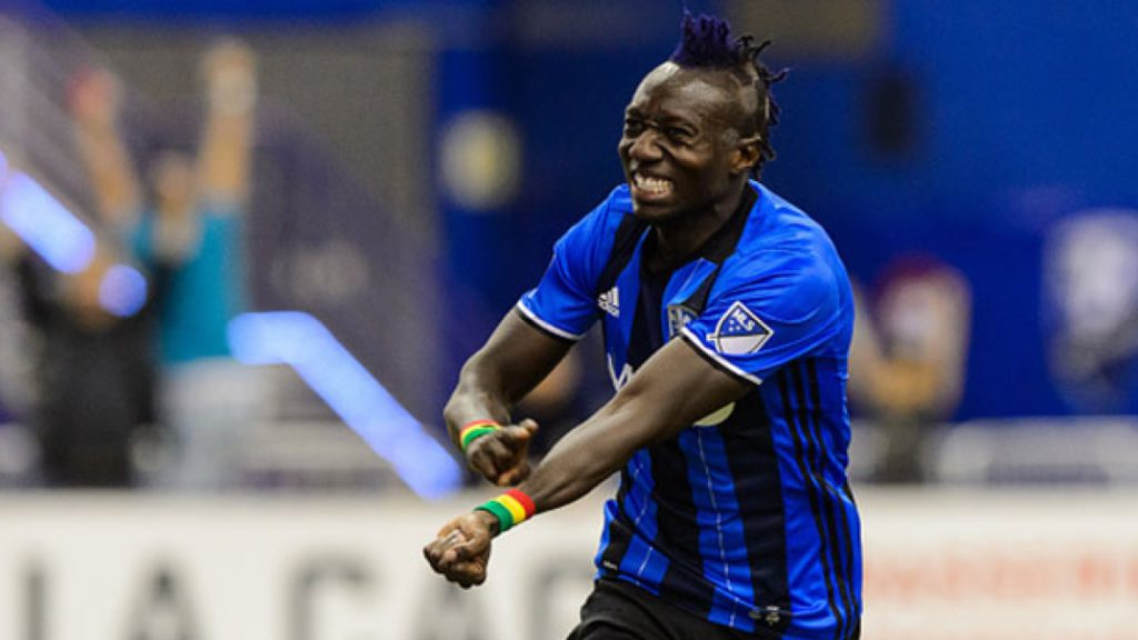 San Jose Earthquakes sign Ghana forward Dominic Oduro from Montral Impact