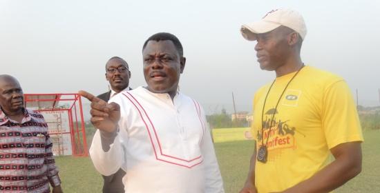 BREAKING NEWS: Dr. Kwame Kyei dissolves Asante Kotoko's management team