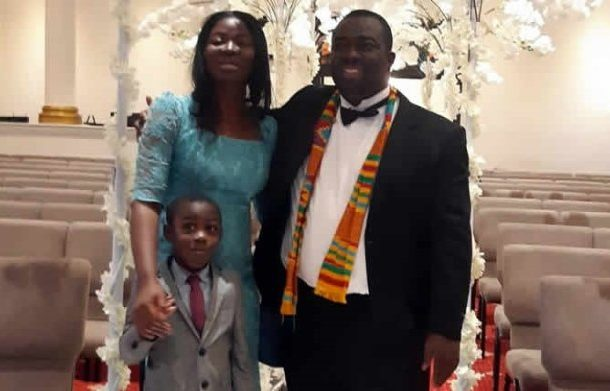 SAD: Ghanaian man in Canada finds wife and 5-yr-old son dead in backyard pool