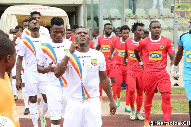 Kotoko vs Hearts: Three KEY battles to watch out for at the Baba Yara Sports Stadium