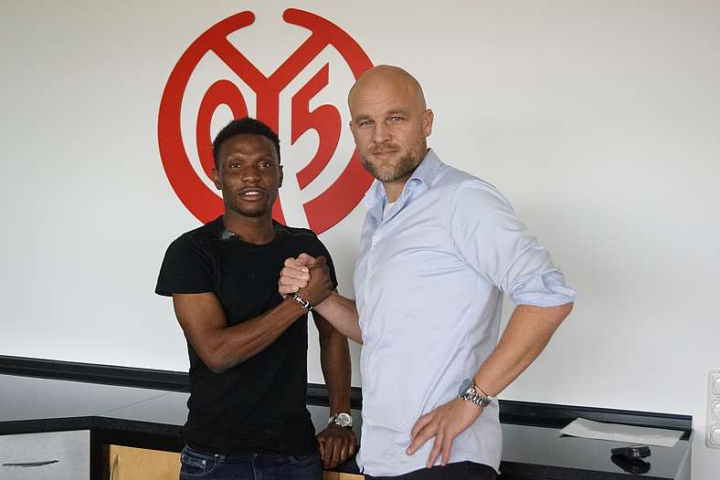 BREAKING NEWS: Ghanaian striker Issah Abass joins German side Mainz 05