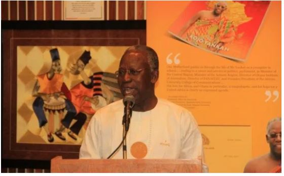 We have not succeeded in branding Ghana with tourism - Kojo Yankah