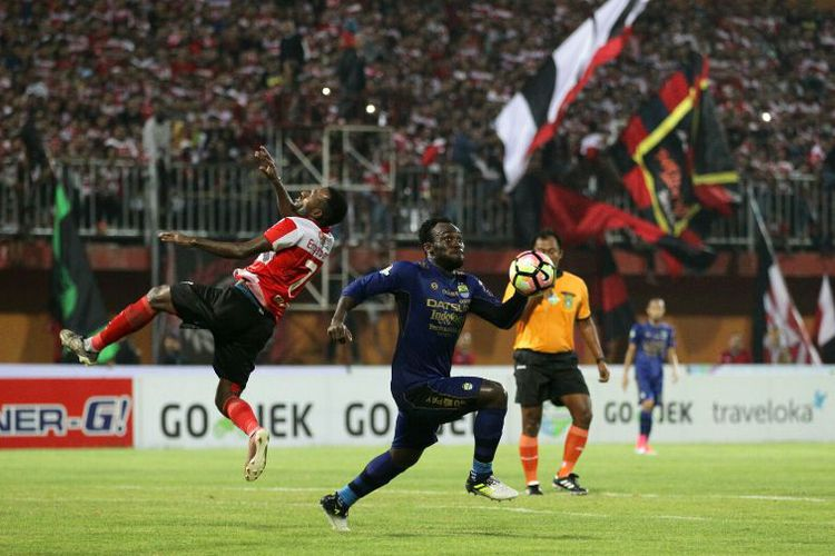 VIDEO: Watch Michael Essien's memorable goals for Persib Bandung in Indonesian League
