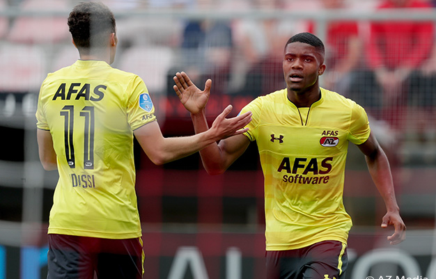 Comprehensive wrap up performance of Ghanaian players abroad: Myron Boadu scores, assists as Paintsil marks debut in Belgium
