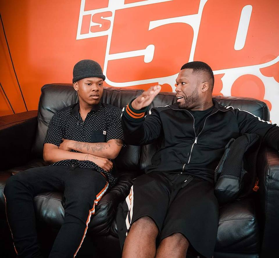 Would 50 Cent feature Nasty C in his Power series?