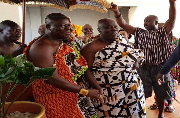 VIDEO: Pre-colonial politicians pitched Ashantis and Akyems against each other – Historian discloses