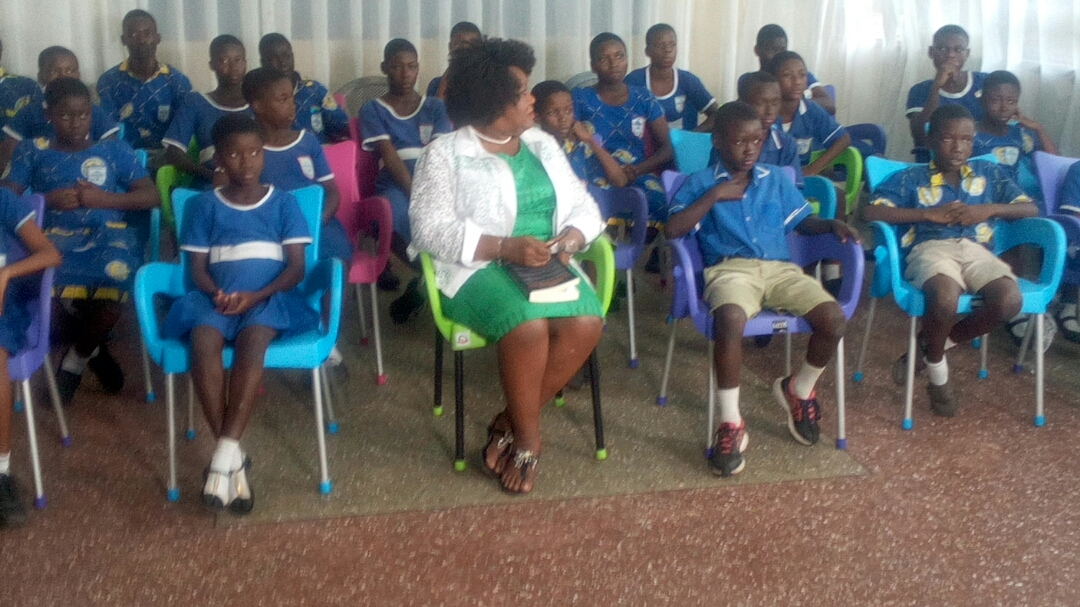 Pilolo Festival held at St Barnabas Anglican School in Osu