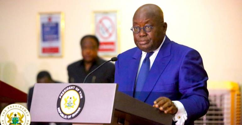 President Nana Addo implores Nigeria to sign continental free trade agreement