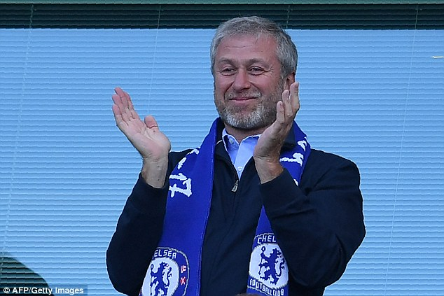 Chelsea owner Roman Abramovich 'puts club up for sale with bank valuing Premier League side at £2BILLION'