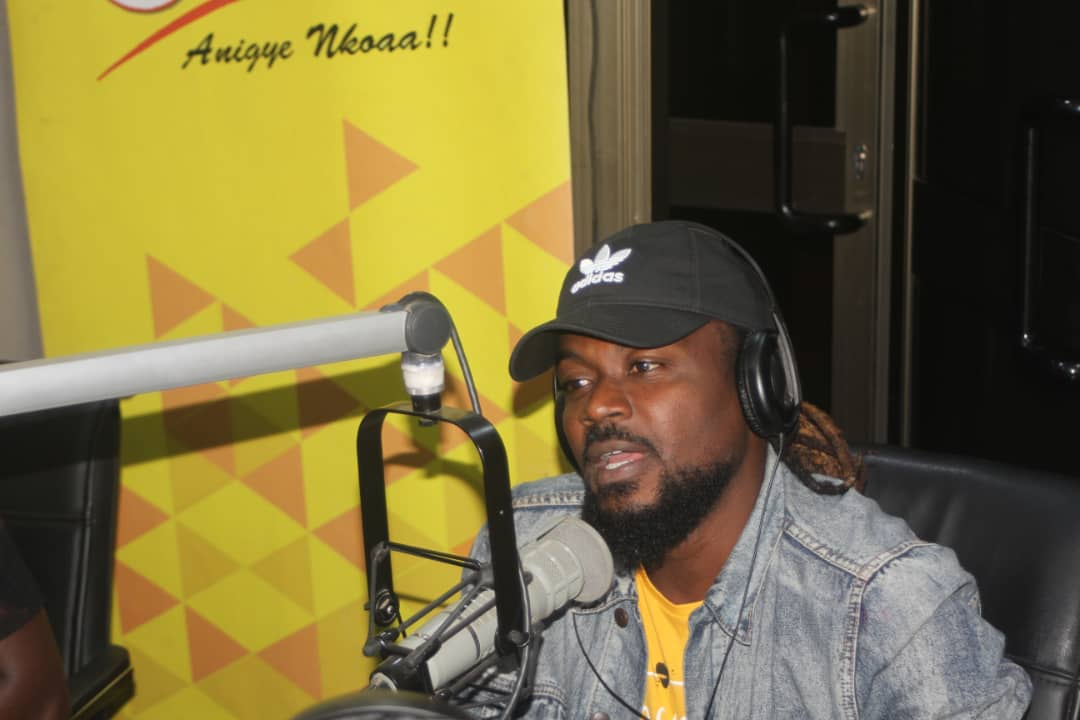 I sold 'Koko' and 'Koose' to survive - Samini