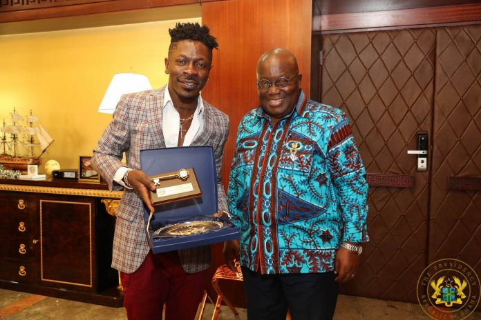 If Menzgold goes down, then Akufo-Addo hates the youth – Shatta Wale