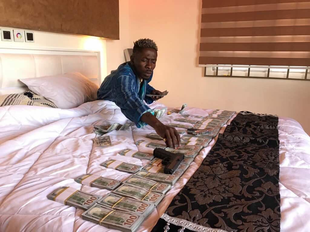 I'm the richest artiste in Ghana – Shatta Wale boasts
