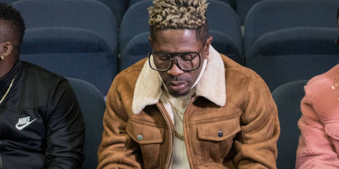 All my controversies are just for money - Shatta Wale