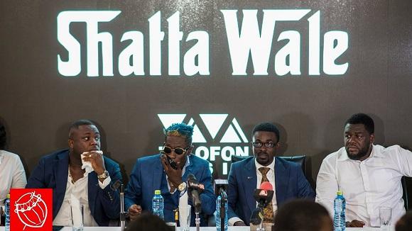 Shatta Wale implores Ghanaian musicians to join him at Zylofon