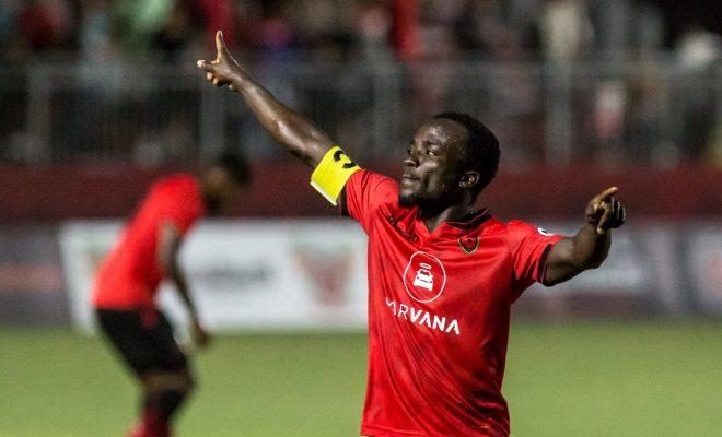 VIDEO: Watch red-hot Solomon Asante's cracking strike for Phoenix Rising in American USL