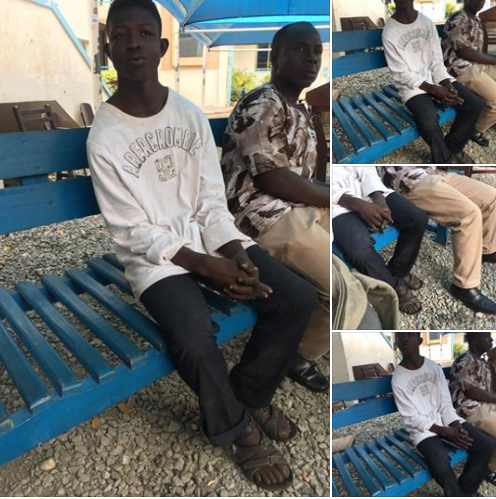 Strika from Beasts Of Nation couldn't strike in life after the movie? – Seen begging for money on the streets