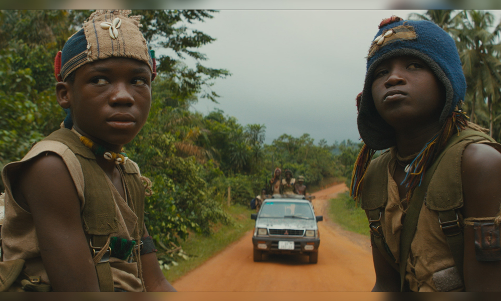 VIDEO: Abraham Attah, Strika spotted swimming together