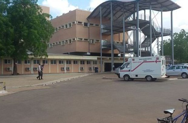 Tamale Teaching Hospital refuse to admit new patients