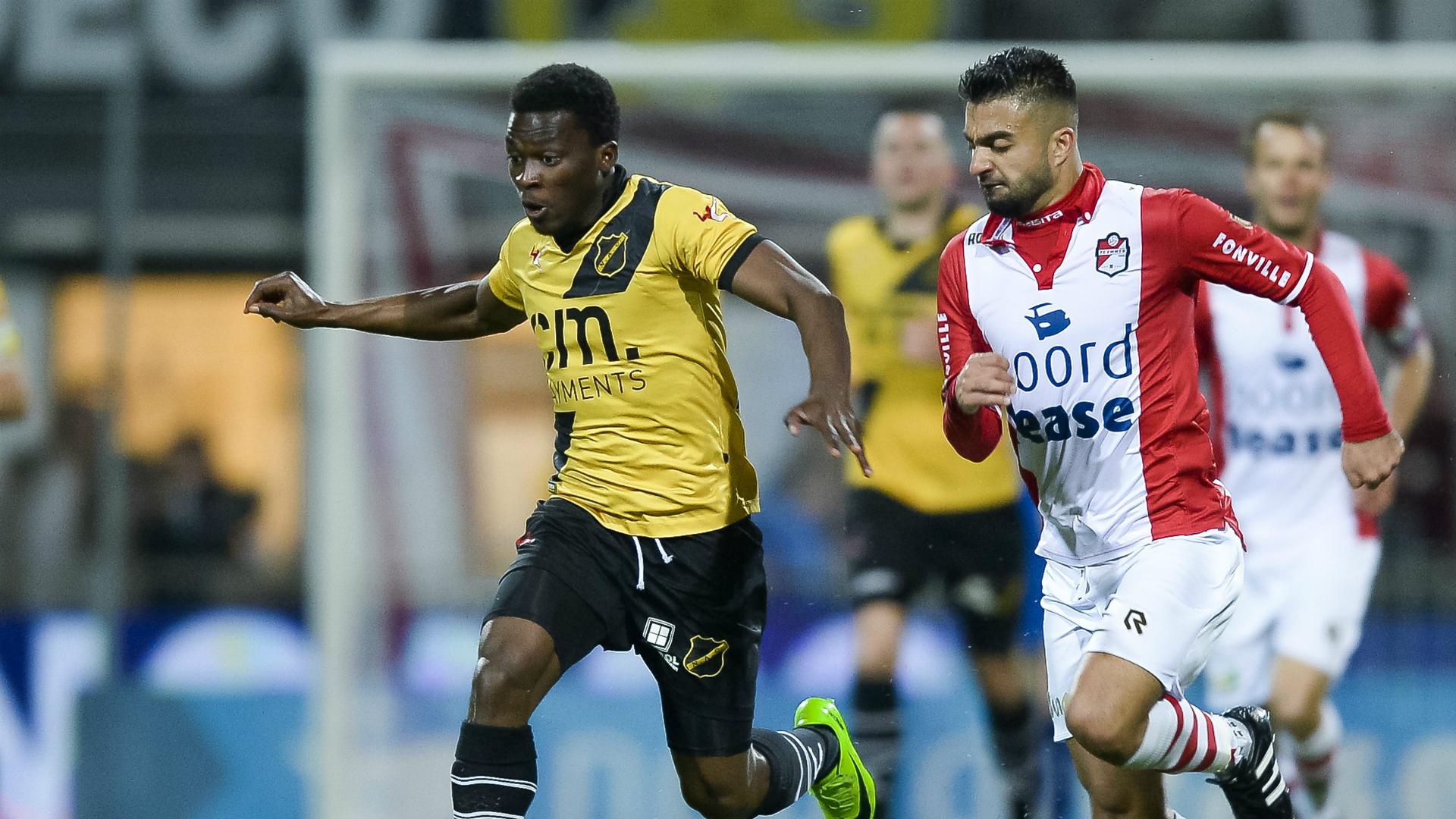 Scottish club Hibernian confirm Thomas Agyepong loan move