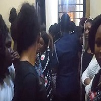 41 Nigerian prostitutes, 14 male clients nabbed by Weija police