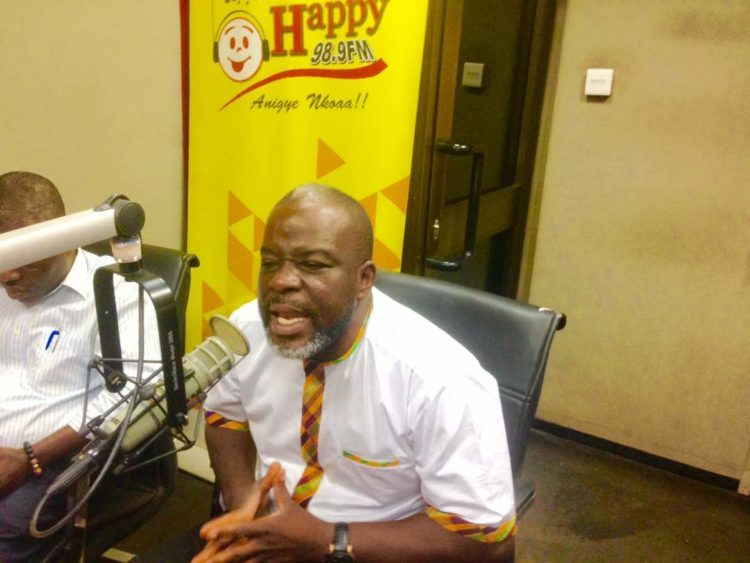 GFA Exco member Wilfred Osei insists decision to form normalization committee is blemish