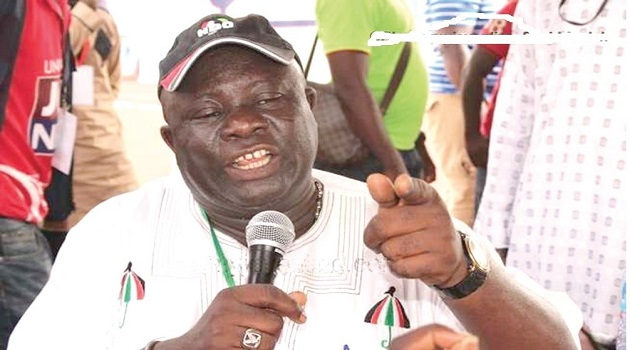 Sanitation Ministry is too tough for a woman to handle - Yamoah Ponkoh
