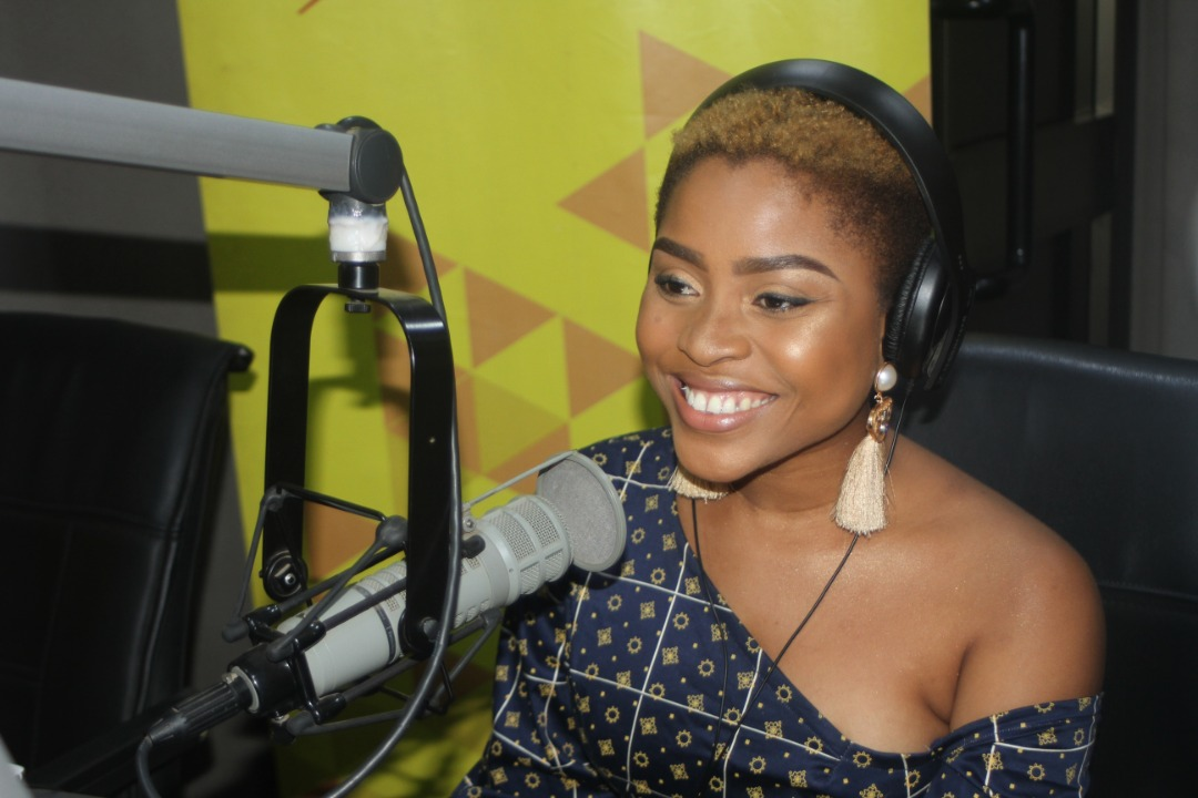 Adina clarifies the notion that Ghanaian female artists are not united