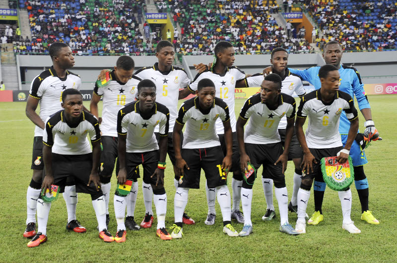 VIDEO: Watch all the Goals as Black Starlets beat Togo 2-1 at WAFU Zone B U17 tourney