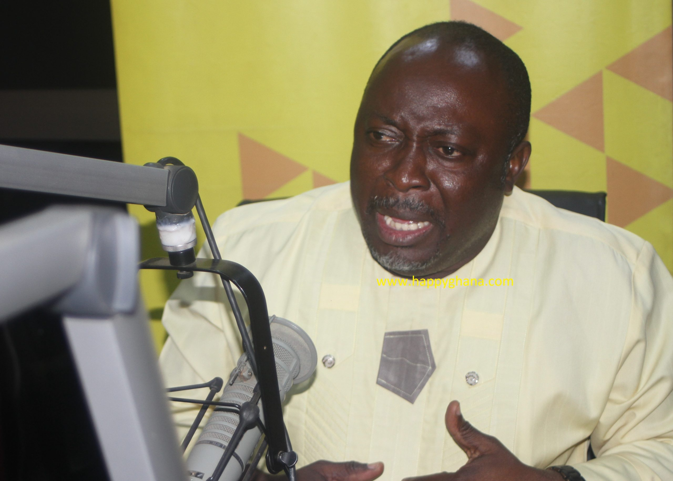 Internal Party wrangling caused my defeat - Baba Jamal