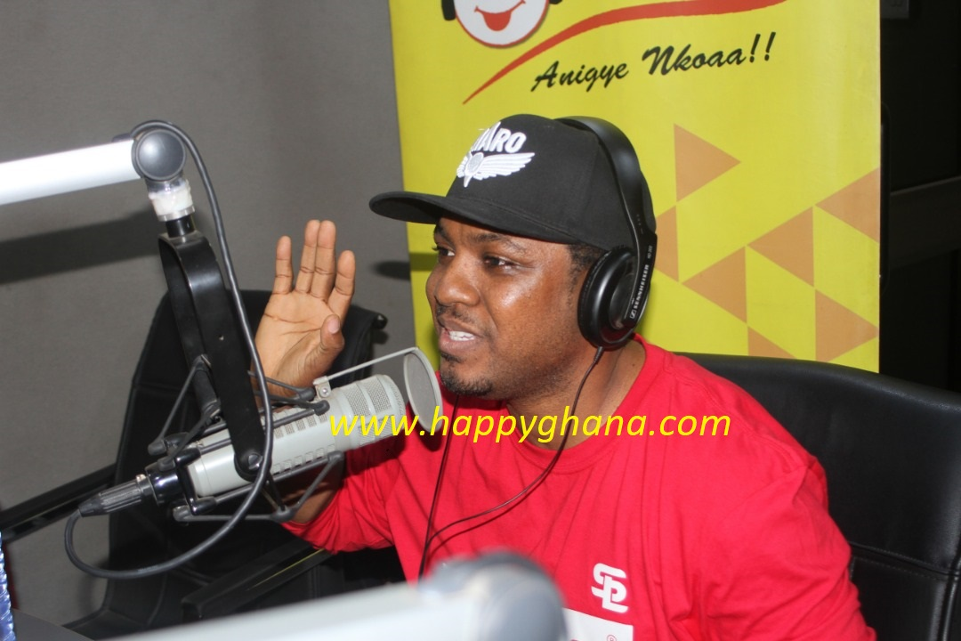 ''Ghanaians confuse confidence with arrogance ''– D Cryme