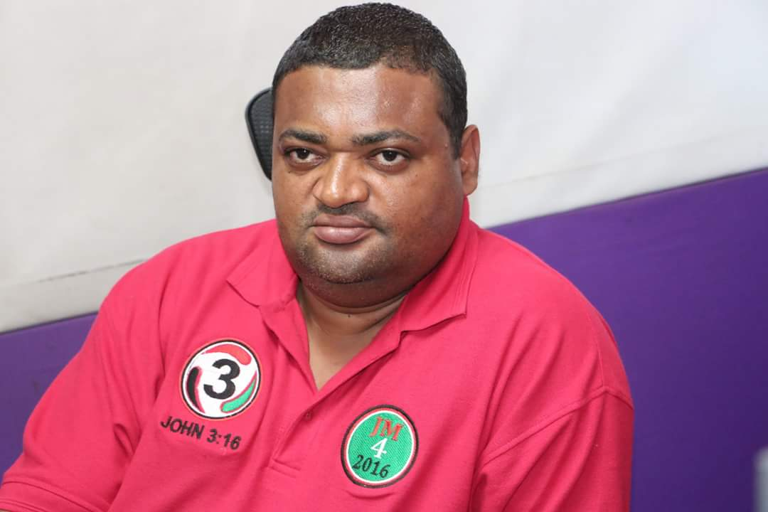 Newly elected Ashanti regional chairman of the NDC is a failure from scratch – NDC stalwart