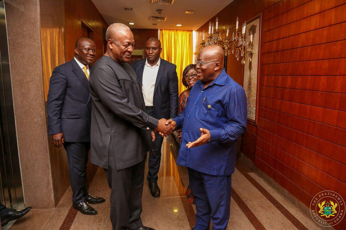 NPP is sponsoring Mahama's comeback - NPP stalwart