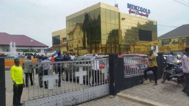 SEC orders Menzgold to suspend 'illegal' trading operations