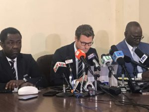 JUST IN: FIFA announces four-man Normalization Committee for Ghana Football