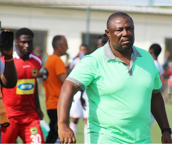 VIDEO: Paa Kwesi Fabin resigned as Kotoko coach over leaked video negotiating with South African club