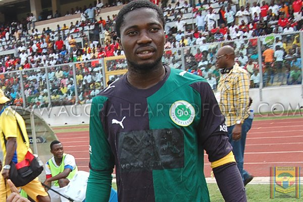 Ex-Ghana goalie Philemon McCarthy terminates contract with Dreams FC