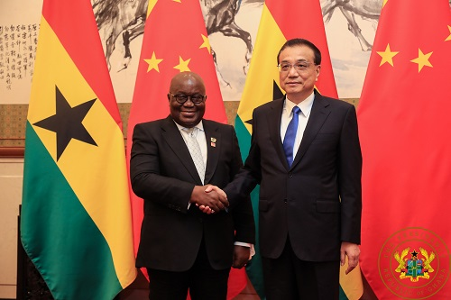 My government will deal ruthlessly with Chinese galamseyers – President Akufo-Addo tells Chinese President