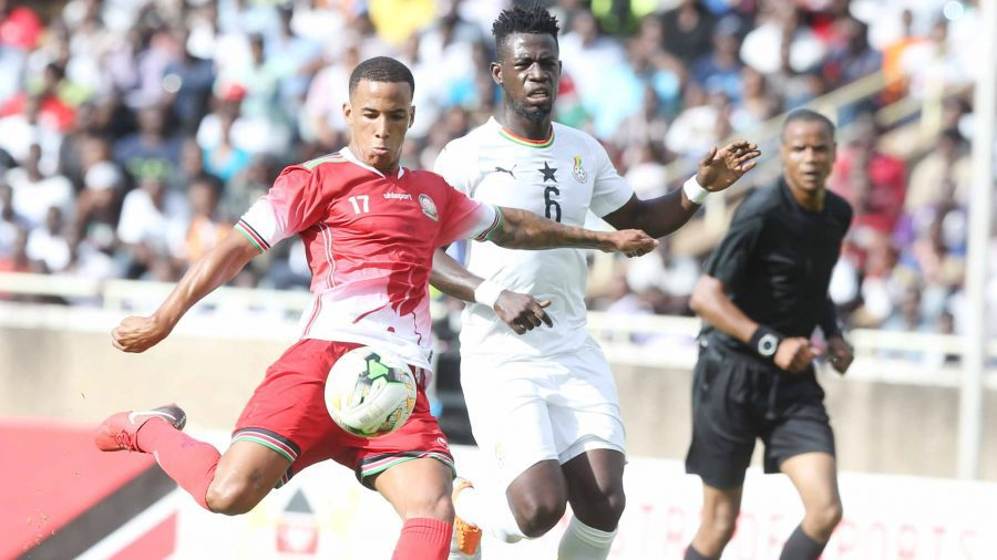 AFCON 2019 qualifiers: Ten-man Kenya shock Ghana; Salah misses two penalties in Egypt win – and other results