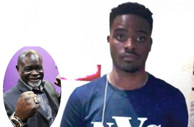 My son has been over pampered - Azumah Nelson