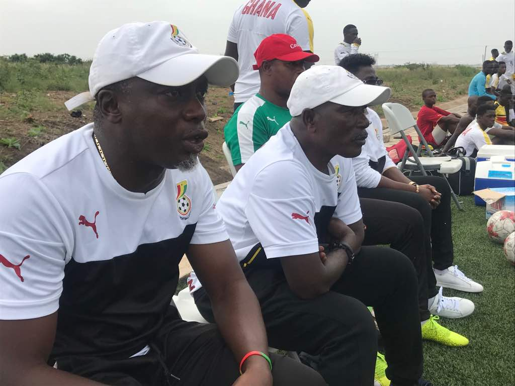 WAFU U-17 Competition: It will not be a complete failure if...Black Starlets coach