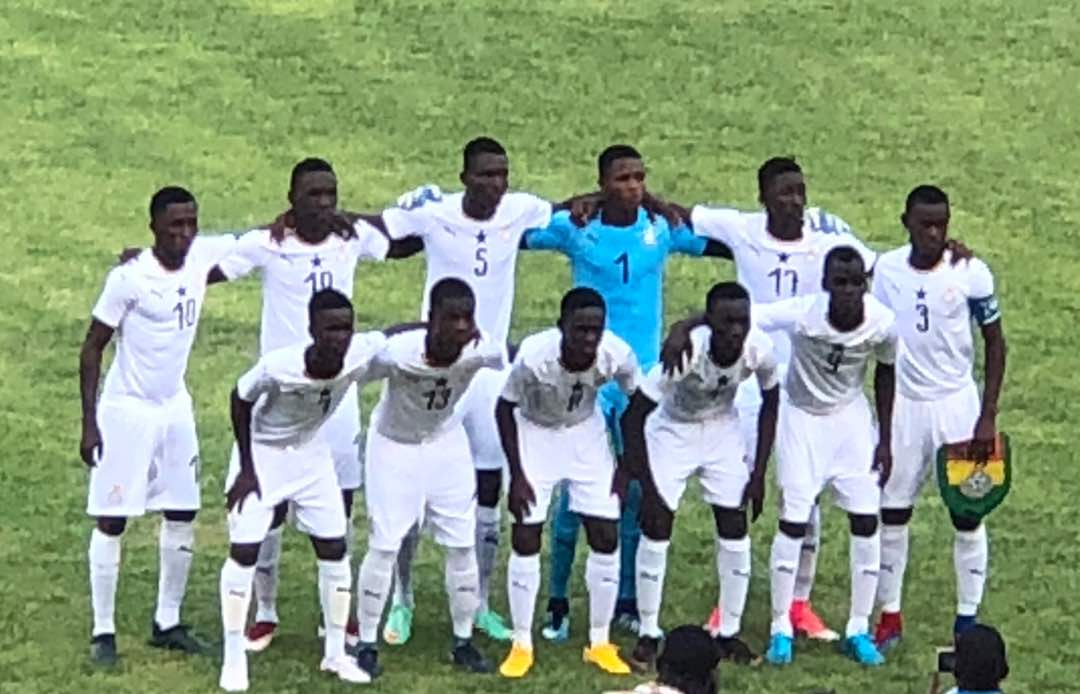 Ten-man Black Starlets defeat Ivory Coast 2-1 to reach final of WAFU U17 tournament